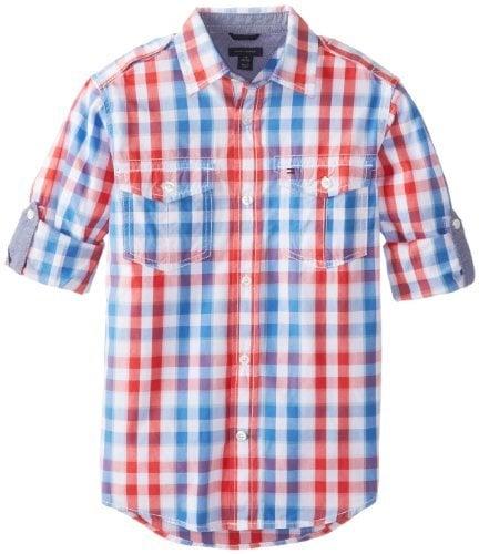 Wear This: Tommy Hilfiger Little Boys' Cruz Shirt