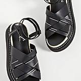 3.1 Phillip Lim Yasmine Espadrille Platform Sandals