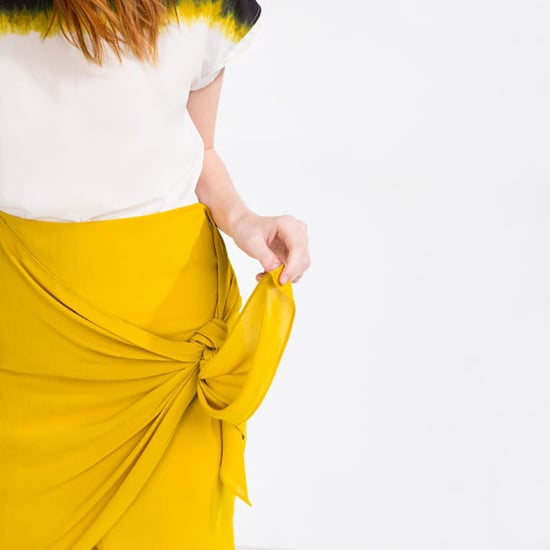 Wrap Skirts For Spring