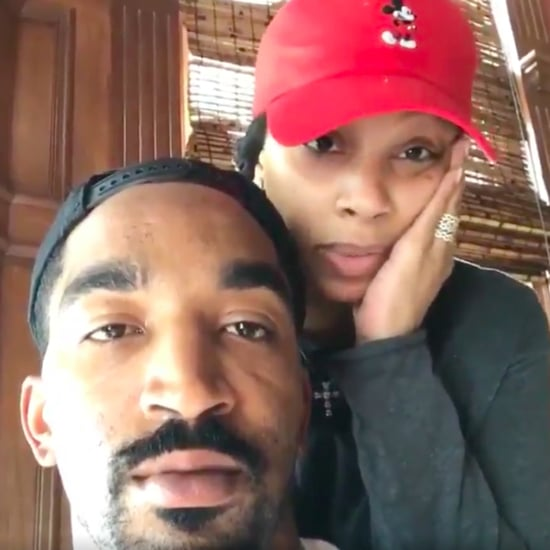 J.R. Smith Reveals His Wife Gave Birth 5 Months Early