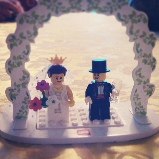 Love in Lego