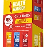 Health Warrior Chia Bars Morning Variety Pack