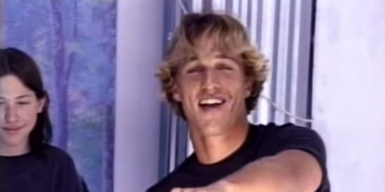Matthew McConaughey's 'Dazed And Confused' Audition Is The Best Thing You'll See Today