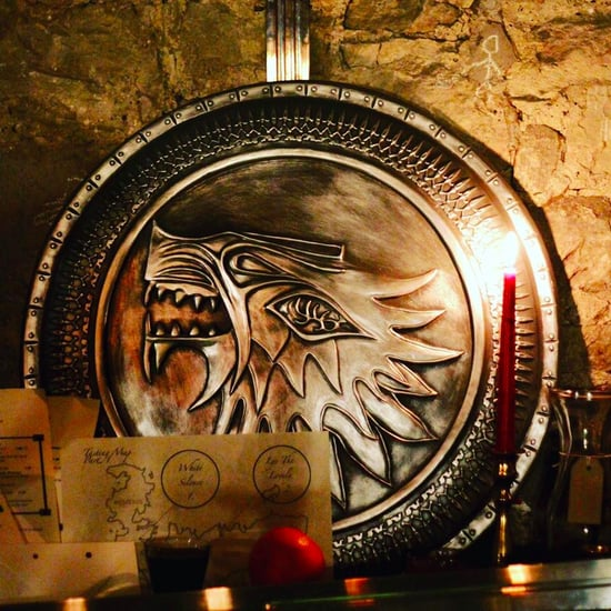 Game of Thrones Pop-Up Bar in Edinburgh, Scotland