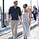 Meghan Markle's Sarah Flint Grear Sandals