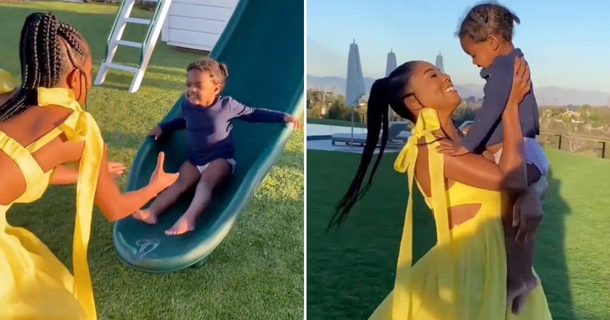 "Gabrielle Union on Life Lessons She's Learned From 2-Year-Old Kaavia: ""She Never Gives Up"".jpg"
