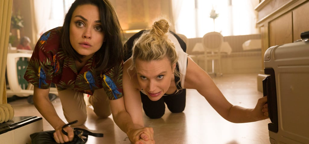 Mila Kunis And Kate McKinnon Star in The Spy Who Dumped Me