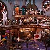 The Entire Place Is Covered With Colors, Toys, and Enchanting Decorations