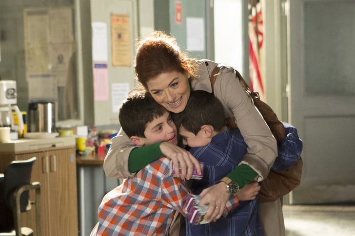 """Quotes Without Context: Debra Messing Thinks """"Everything Has to Do With Murder"""""""