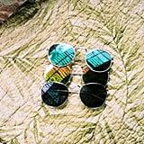 Phoenix Metal Round Sunglasses