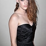 No matter what time of year it is, Kristen Stewart's hair always seems to have that sun-kissed element that we only get just after vacation.