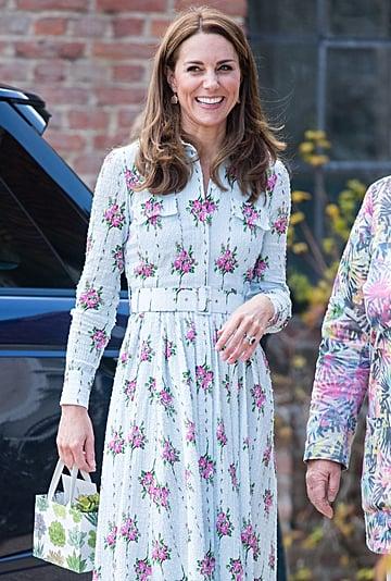 Kate Middleton's Pumpkin Spice Hair Color