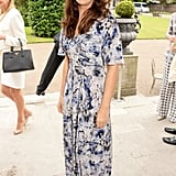 Sophie Winkleman at a Drinks Reception at Kensington Palace in June 2014