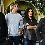 NCIS: Los Angeles: When I Just Need to Escape Reality