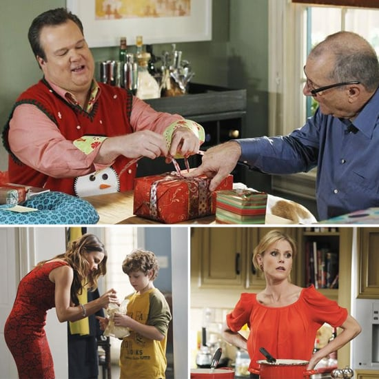 Modern Family Christmas Pictures