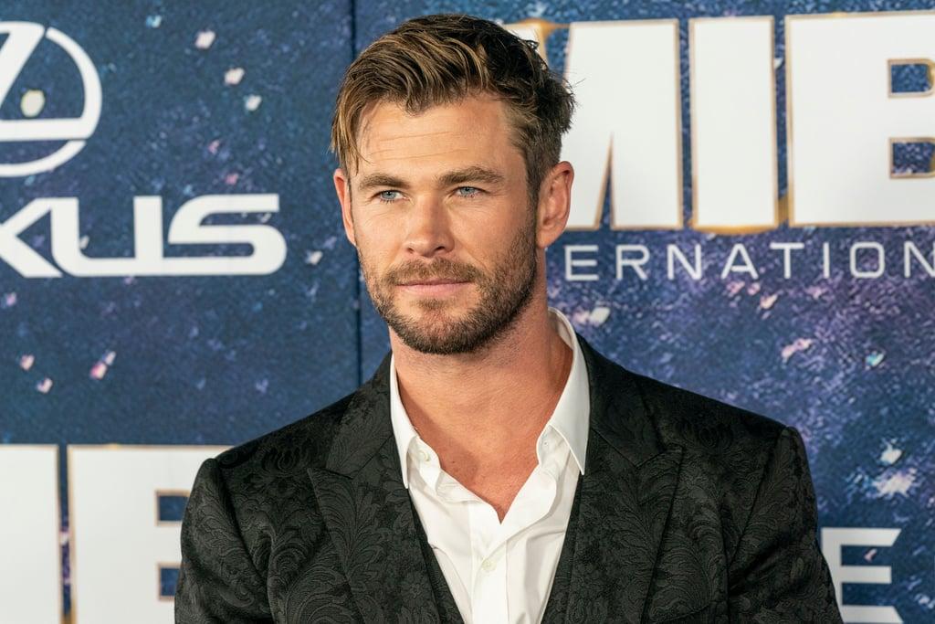 Hot Photos of Chris Hemsworth