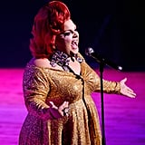 Ginger Minj, who competed in season seven of RuPaul's Drag Race, also joins the Dumplin' cast.
