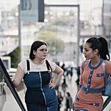 Kat Hernandez and Maddy Perez