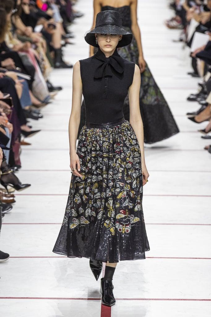 Dior Runway Fall 2019 Popsugar Fashion Photo 88