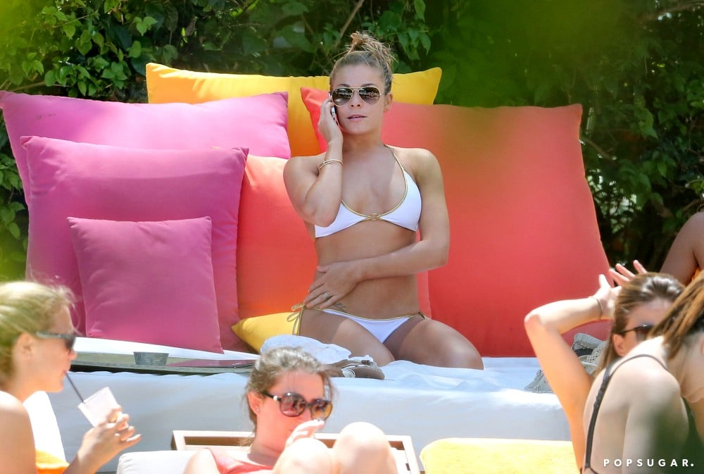 LeAnn Rimes in a Bikini in Miami | Photos