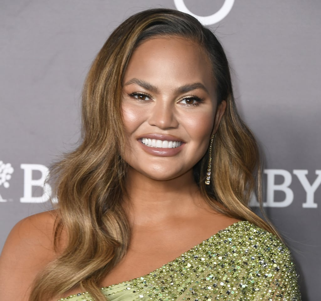 Chrissy Teigen Gave Her Son Miles a Haircut at Home