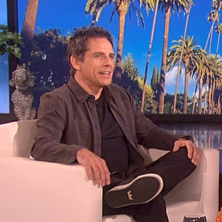 Ben Stiller on the Ellen DeGeneres Show Video March 2019