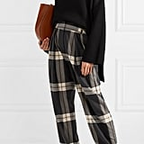 The Checked Trouser