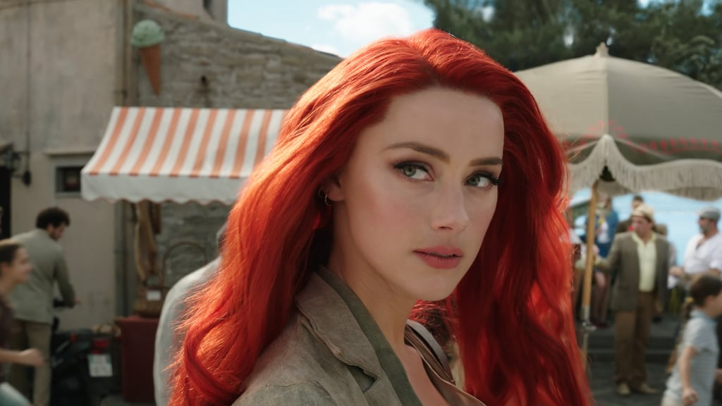 Amber Heard in Aquaman​​