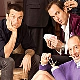 Michael, Gob, and Buster Bluth From Arrested Development