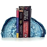 Decorative Agate Bookends