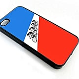 French flag colors and a row of bicyclists? This Tour de France iPhone case ($15) represents on all fronts.