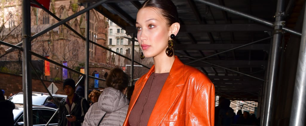 Bella Hadid's Furry ASOS Bucket Hat