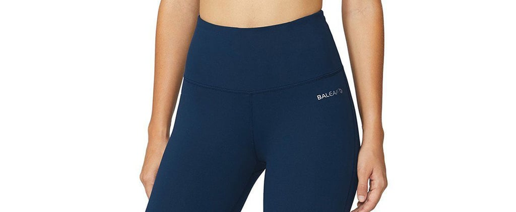 Baleaf High-Waist Running Leggings Review