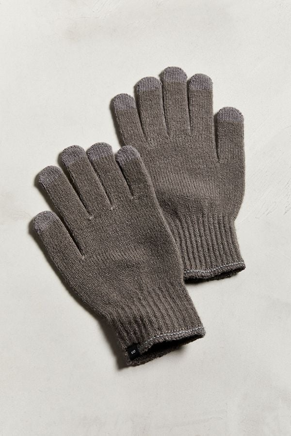UO Knit Tech Gloves