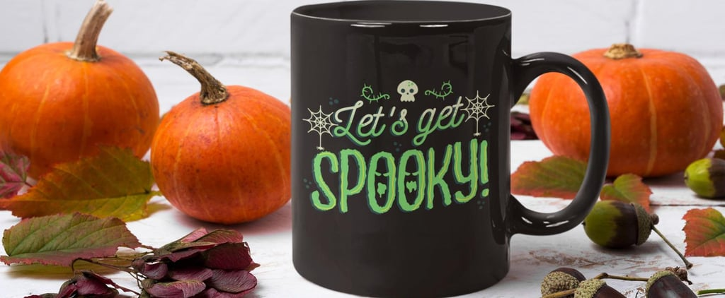Check Out These Halloween Coffee Mugs
