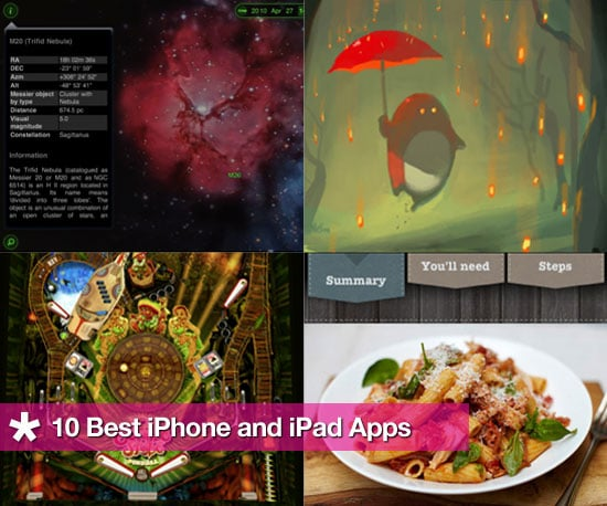 WWDC Lists 10 Best iPhone and iPad Apps
