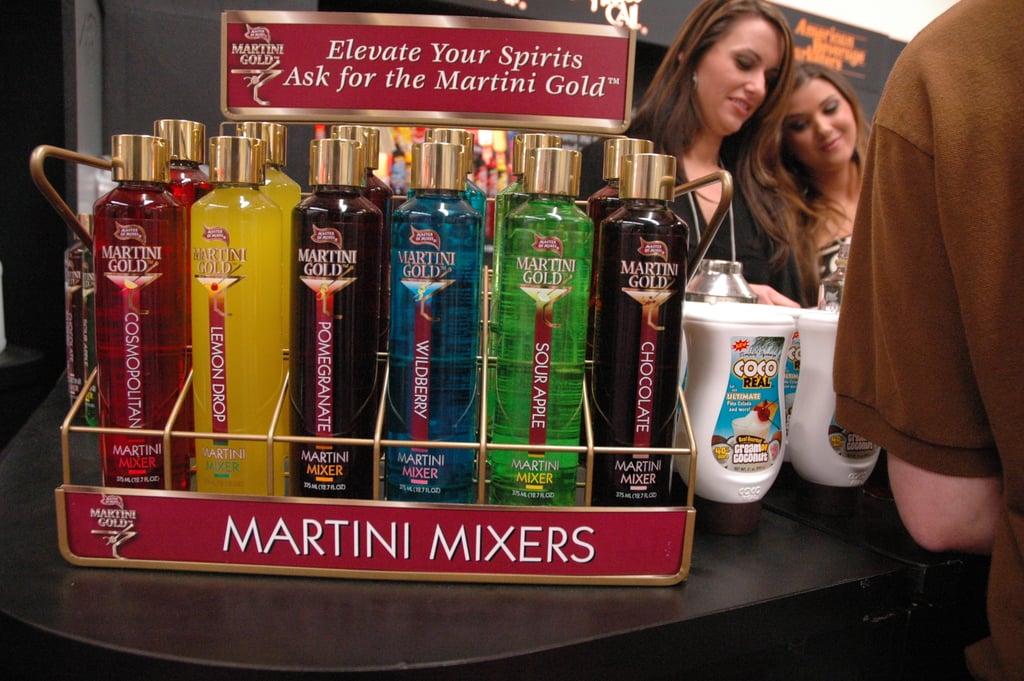 2007 Winter Fancy Food Show - Part 3 (Alcohols & Mixers)
