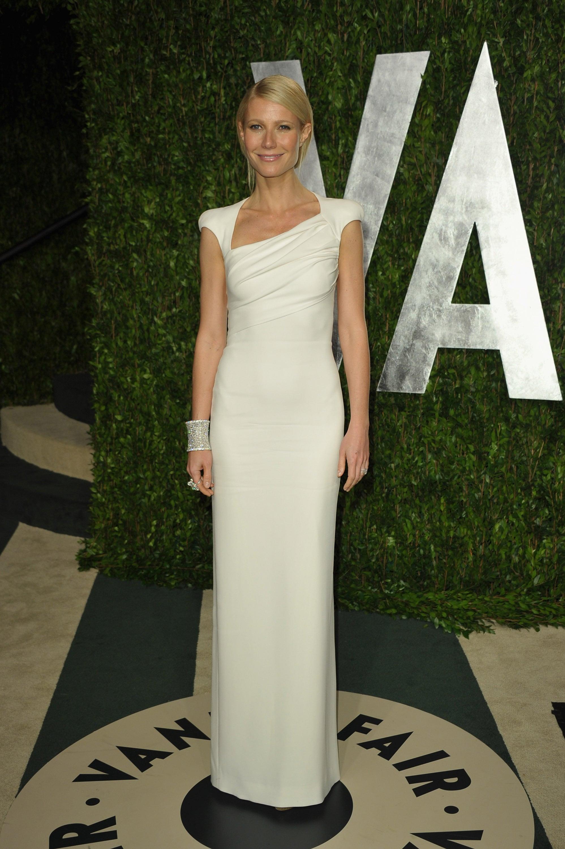 Gwyneth Paltrow in Tom Ford.