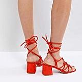 Public Desire Freya Heeled Sandals
