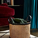 H&M Rattan Basket