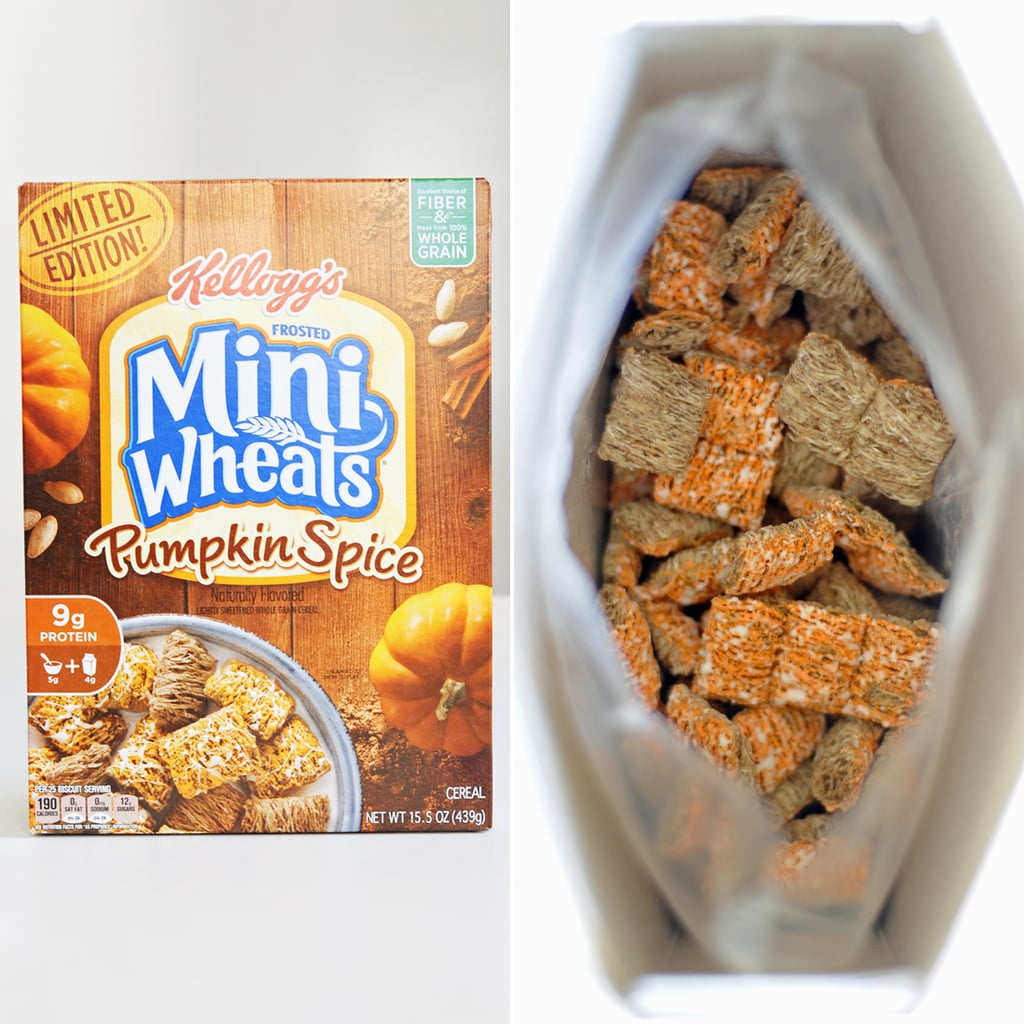 Frosted Mini Wheats Pumpkin Spice