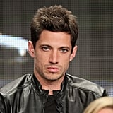 James Carpinello is not amused at the TCA panel.