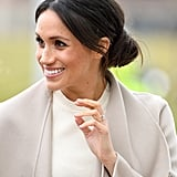 Meghan Markle's Simple Knot, 2018