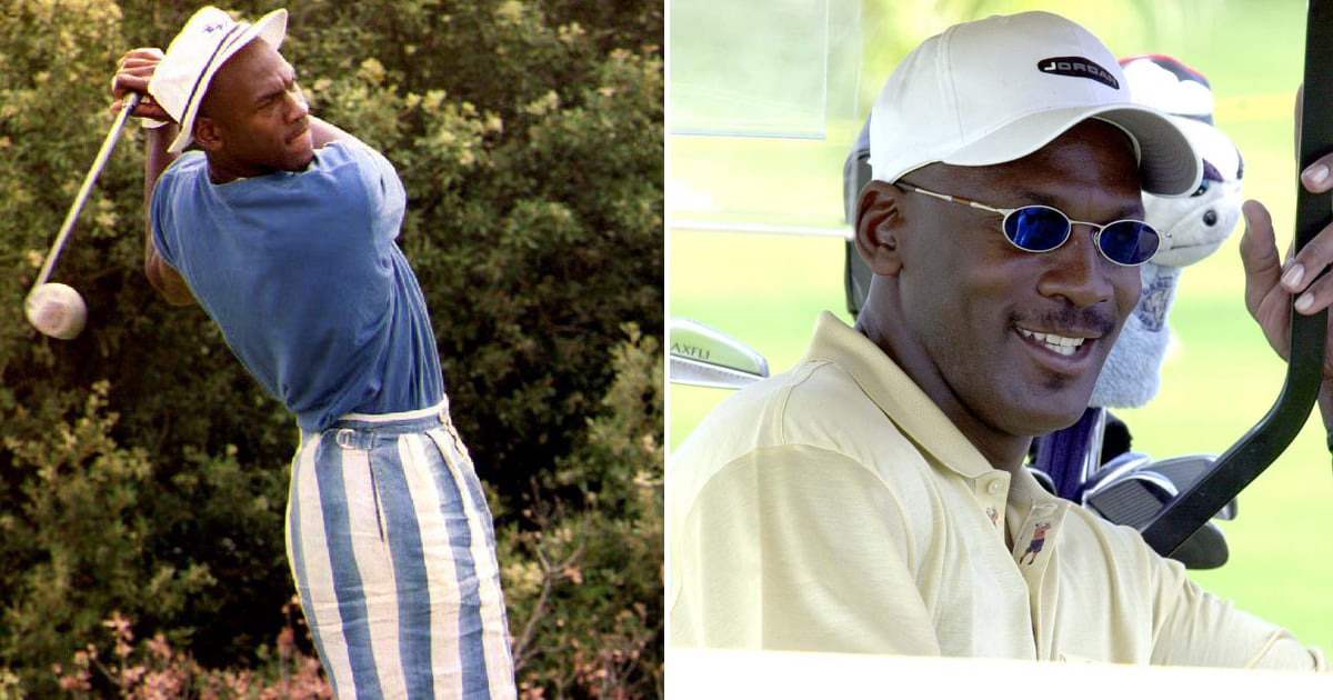 From Dad 'Fits to Swag 'Fits: A Look at Michael Jordan's Iconic Golf Course Style