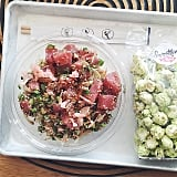 We Don't Know Which Is More Tempting (Poke or Popcorn)