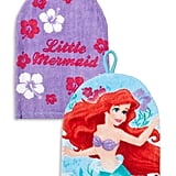 Little Mermaid Wash Mitt ($1)
