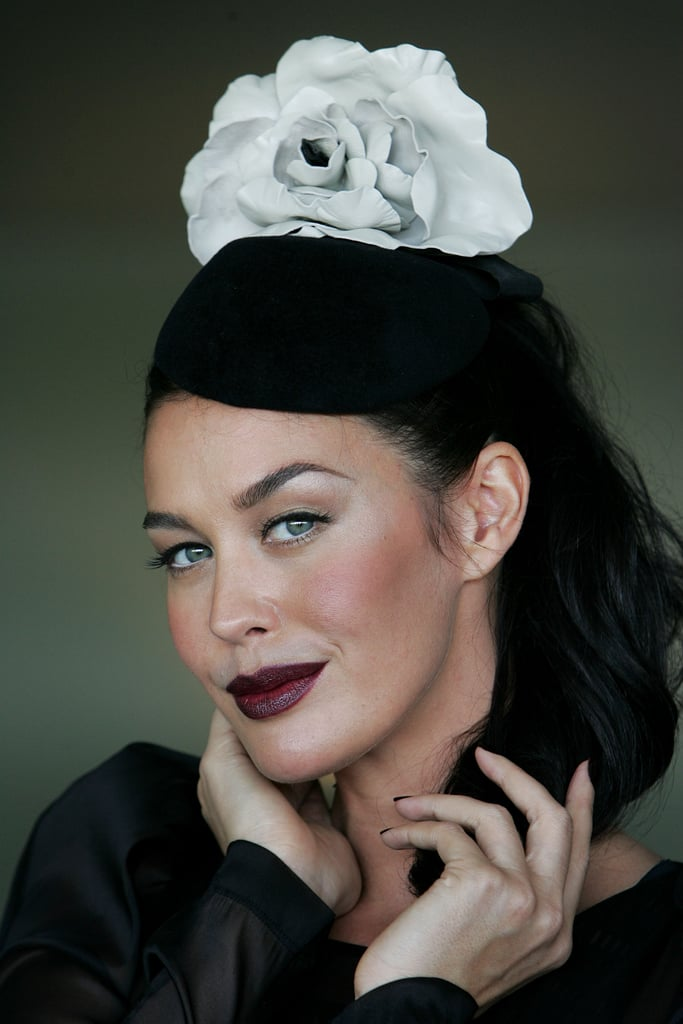 Megan Gale's Best Hair and Makeup