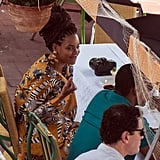 Beyoncé and Jay-Z enjoyed lunch in Havana, Cuba.