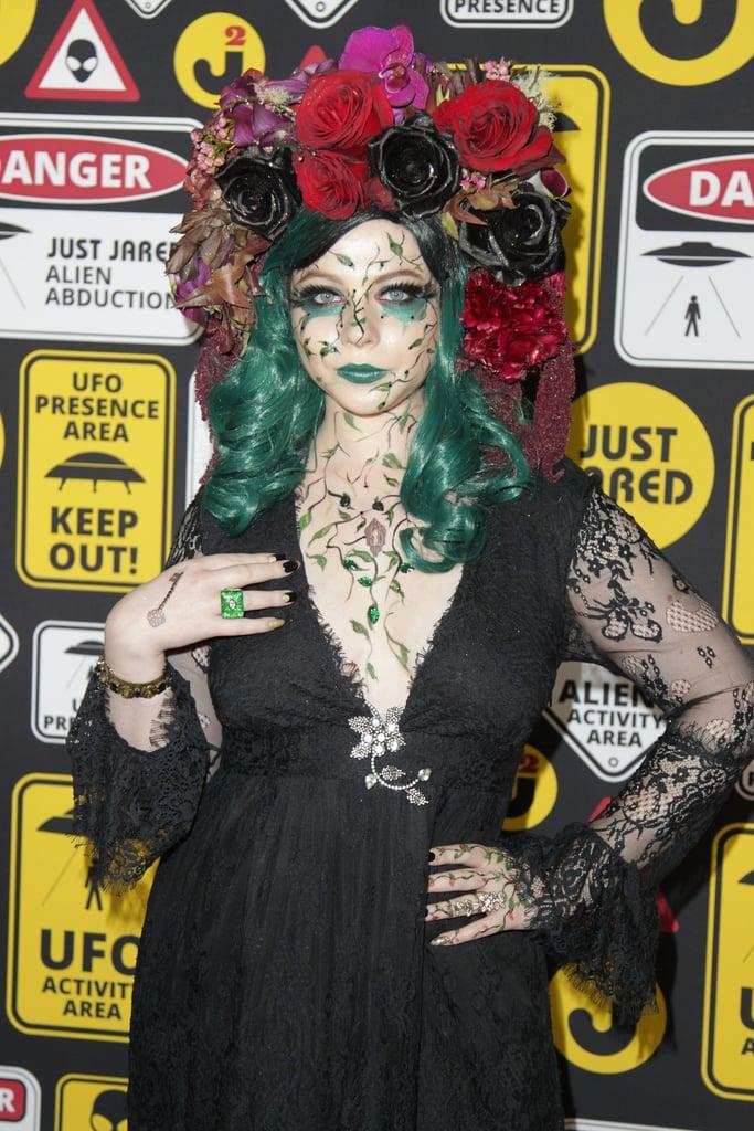 Michelle Trachtenberg 2020 Halloween Michelle Trachtenberg | Celebrity Halloween Makeup Looks