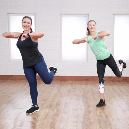 20-Minute Dance Cardio Workout